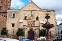 La Colegiata de San Sebastián es el resultado de numerosos añadidos y reformas a lo largo del tiempo. Comienza su construcción en el año 1548, dirigiendo las obras el arquitecto Diego de Vergara. El año 1692 fue importante para este templo ya que es el momento en el que se traslada la Insigne Colegial desde Santa María hasta esta iglesia de San Sebastíán, con lo cual sufrirá una gran transformación y embellecimiento.