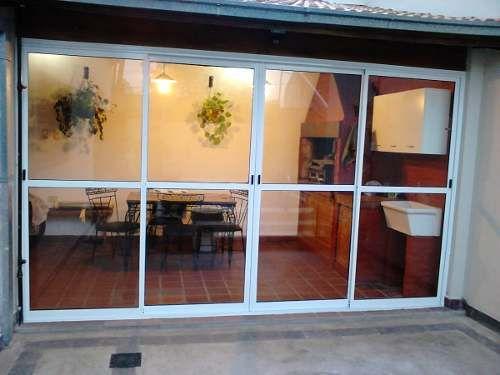 Quinchos cerrados fotos buscar con google casa - Como hacer un cerramiento de aluminio ...