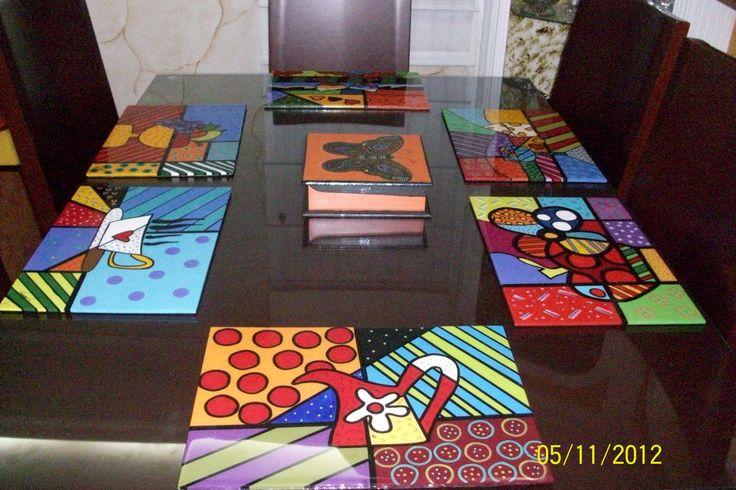 Individuales mesa (6)