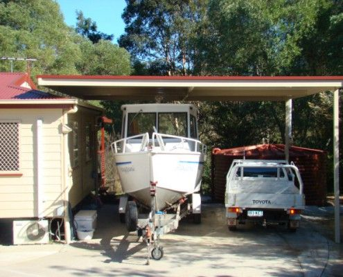 I would do anything for a car port right now.  My car just parks outside and it needs a room too.  Plus I have to wash it like twice a week. Feruccio  http://www.lifestylepatios.com/carports-brisbane