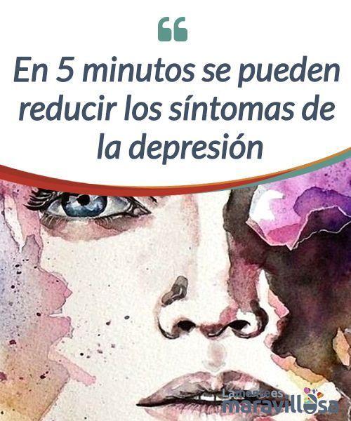 En 5 minutos se pueden reducir los síntomas de la depresión   Los síntomas de la #depresión son evidentes o encubiertos. En todos los casos, un breve contacto con la #naturaleza te ayuda a #equilibrar las emociones  #Psicología #ayudadepresion