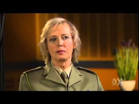 One Plus One: Lieutenant Colonel Cate McGregor the first transgendered member of the Australian Armed Forces. She is strong and inspiring, proving that being true to yourself is a necessary yet challenging part of life.