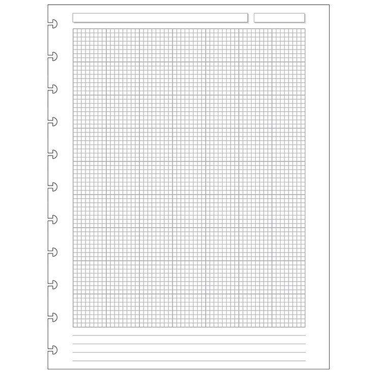Special Request™ Engineer Grid (100 sheets), Circa Letter - Circa - microsoft word graph paper template