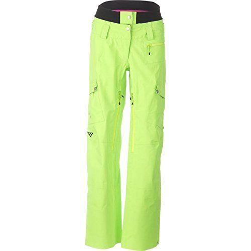 (ブラック クロウズ) Black Crows レディース スキー ウェア Corpus 3-Layer Pant 並行輸入品  新品【取り寄せ商品のため、お届けまでに2週間前後かかります。】 カラー:Neon Green カラー:グリーン