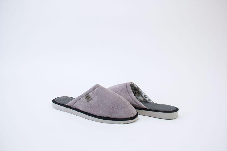 Pantuflas para Hombres - bocaRatón - Men's Slippers #pantuflas #sandalias #invierno #ropadeblanco #pijama #chinelas #calzado  #bocaraton