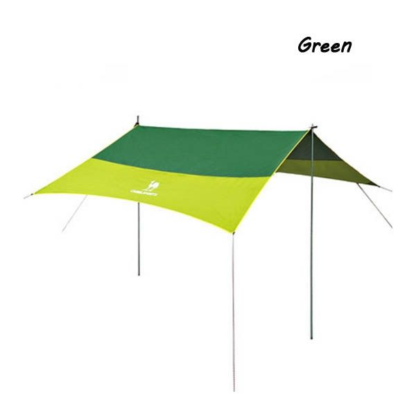 $49.5 tent Awning for Sale Ultralight Portable Silver Coating Canvas for 6 Person