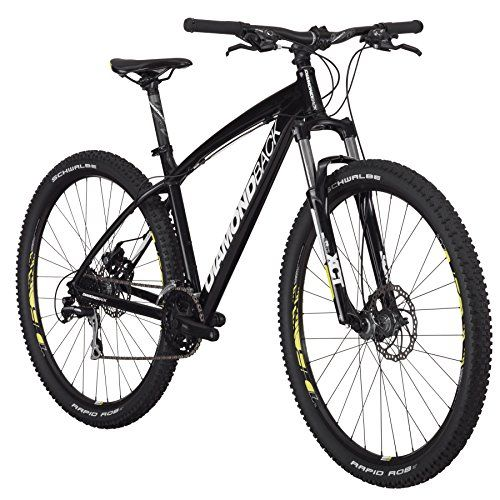 "Diamondback Bicycles Overdrive 29er Complete READY RIDE Hardtail Mountain Bike, 16""/Small Black Diamondback Bicycles http://www.amazon.com/dp/B013VEFJ8O/ref=cm_sw_r_pi_dp_srJ6wb1RJYQ74"
