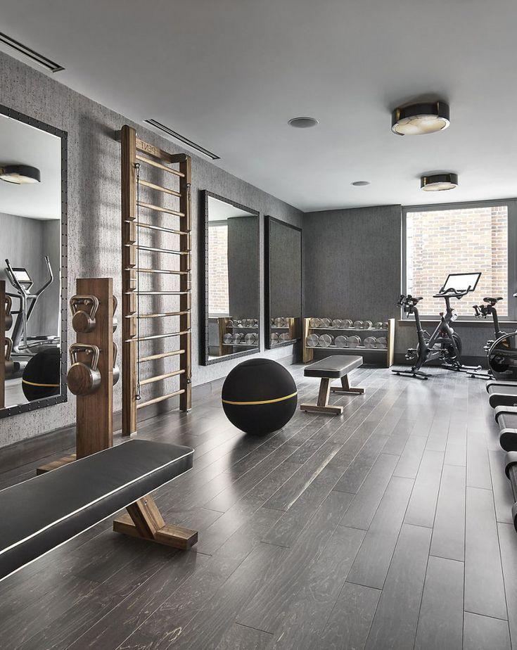 Boden Fur Fitnessraum Zu Hause Mit Fitnessstudio Zuhause