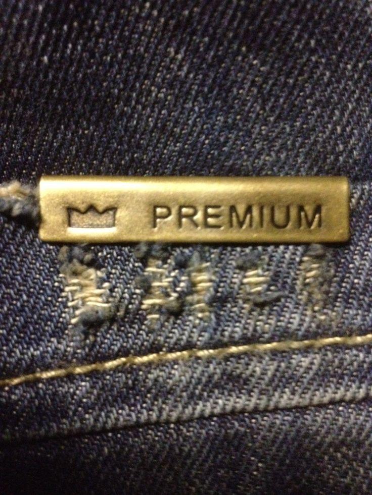premium royal denim