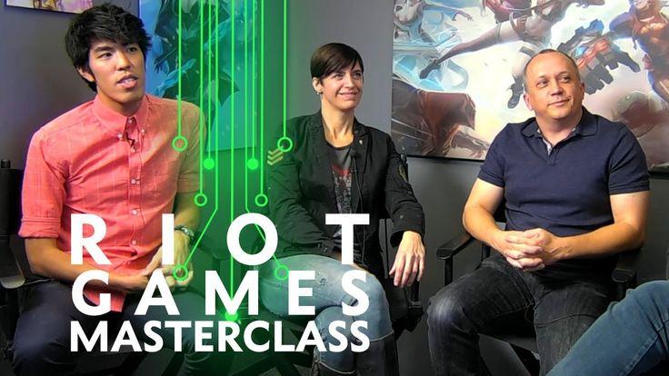 Riot Games Game Design Masterclass https://youtu.be/hESJD5bG0OY #games #LeagueOfLegends #esports #lol #riot #Worlds #gaming