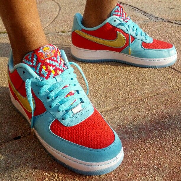 Nike Air Force 1 Low Year Of The Dragon 2
