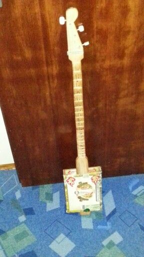 Cigar Box Guitar made by Reade