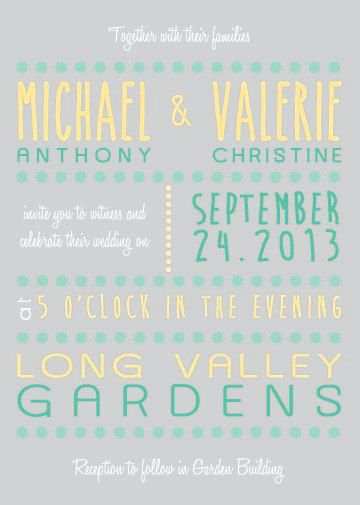 Rustic & Simple Wedding Invitation by ExclusiveGraphics on Etsy, $75.00