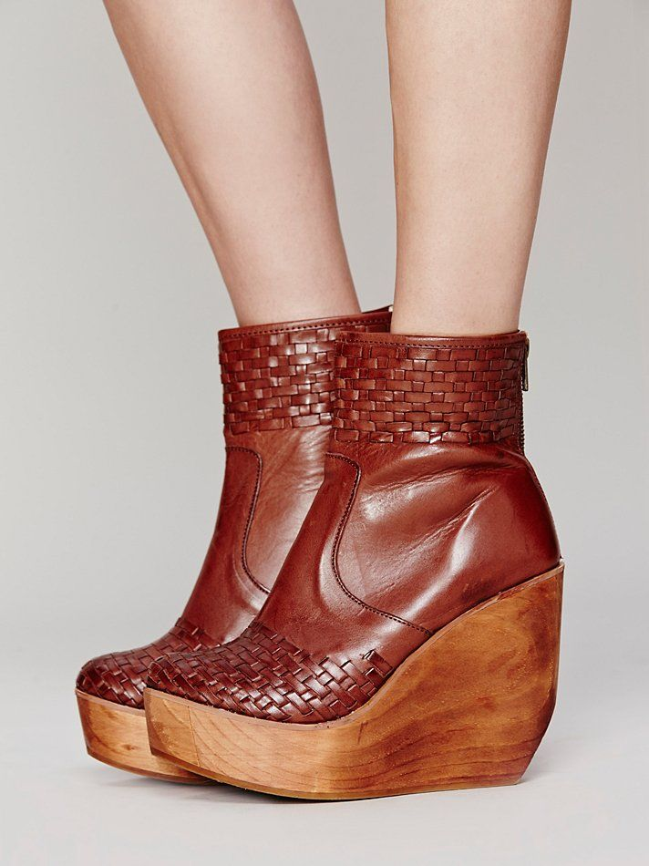 Free People Rys Wedge Boot, $220.00