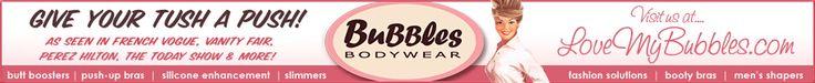 Bubbles Bodywear As Seen in French Vogue