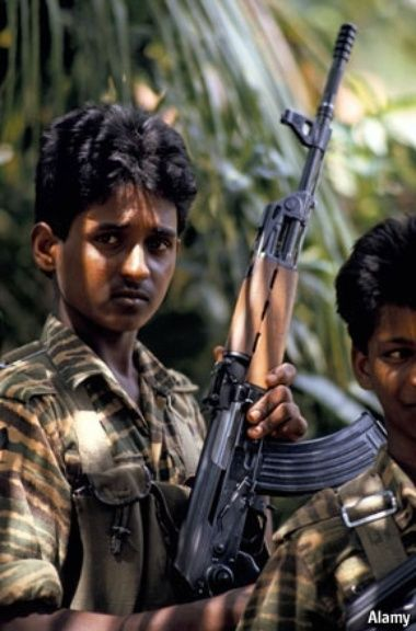 The Liberation Tigers of Tamil Eelam (LTTE, or Tamil ...