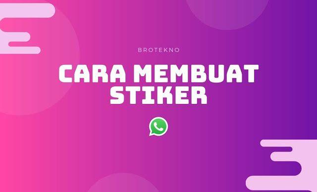 Cara Membuat Stiker Whatsapp Lengkap Stiker Aplikasi Photoshop