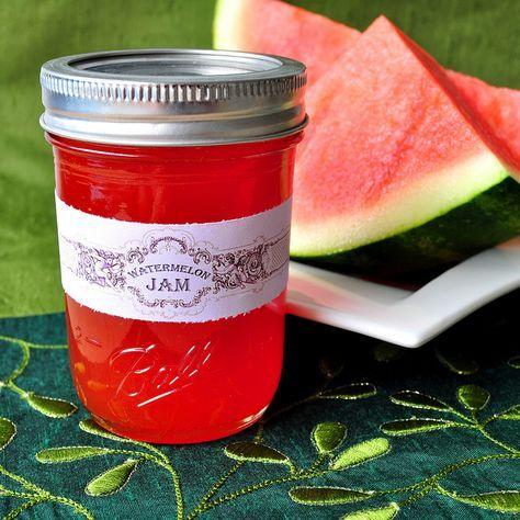 Watermelon Jelly by Marisa | Food in Jars