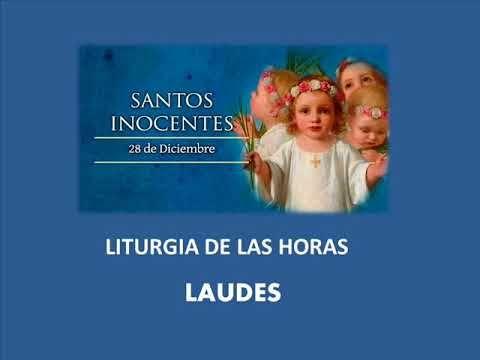 El Rincon de mi Espiritu: Laudes - Los Santos Inocentes Mártires - Fiesta - ...