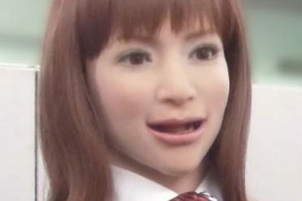 A theme park near Nagasaki in southern Japan will open a smart hotel featuring female androids that greet guests, and robots that carry luggage and serve coffee.  Henn-na Hotel at the Dutch-inspired Huis Ten Bosch theme park will be partly powered by solar panels and guests will have the option of using facial-recognition software instead of door keys.