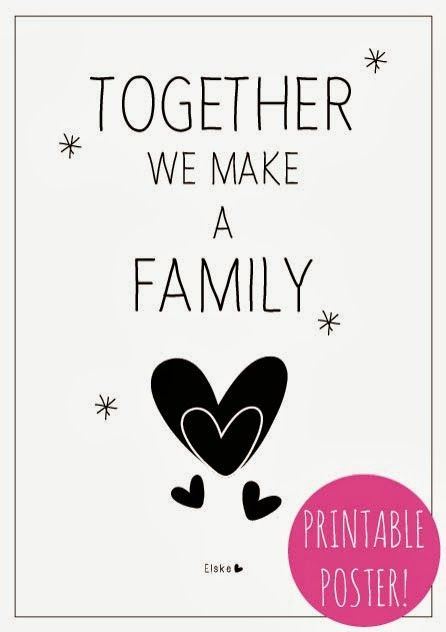 Together | Elske | www.elskeleenstra.nl #printable