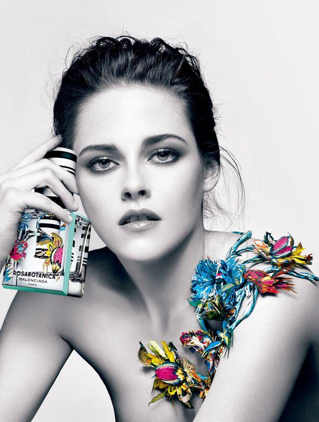 バレンシアガ新香水の広告にクリステン・スチュワート&クレイグ・マクディーン 1枚目の写真・画像