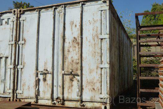 Lodní kontejner - Ústí nad Labem, prodám 19000kc