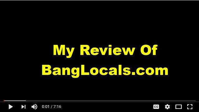 BangLocals. com: BangLocals. com Review Watch This Review:  https://freesnapmilfs.wordpress.com/2016/11/08/banglocals-com-banglocals-com-review-watch-this-review/