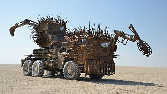 mad max car carrier - Google Search