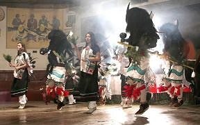 World Famous Koshare Dancers ~ Photo by Lex Nichols.    #youth4colorado #oterocounty