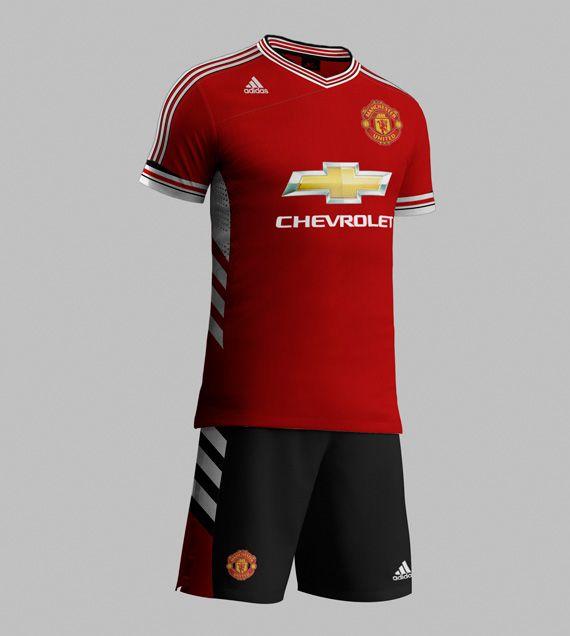 Baju Manchester United