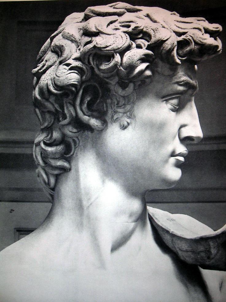 David di Michelangelo Roman sculpture, Classic sculpture