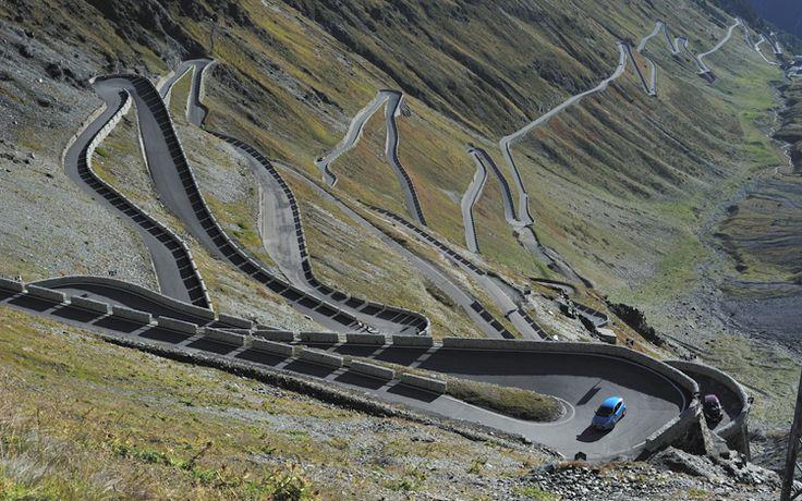 Stelvio Pass, #Italy