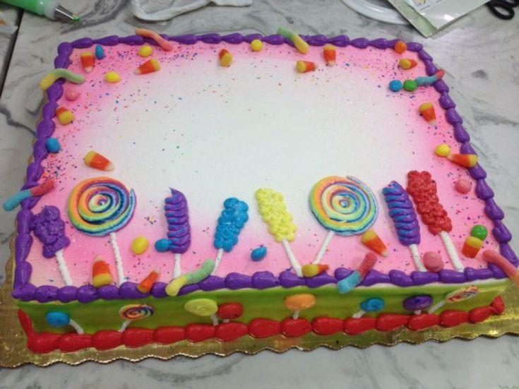 21+ Hübsches Bild von Geburtstagskuchen   – Lylli's 3rd bday party
