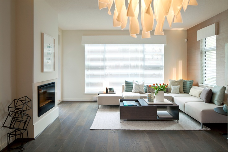 Sail | In-floor radiant heating, large Energy Star windows