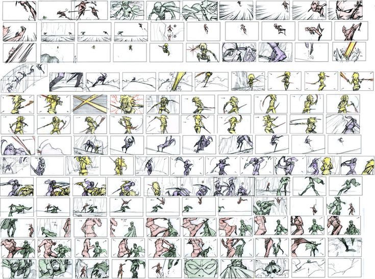 Best Story Board Images On   Comic Books Storyboard