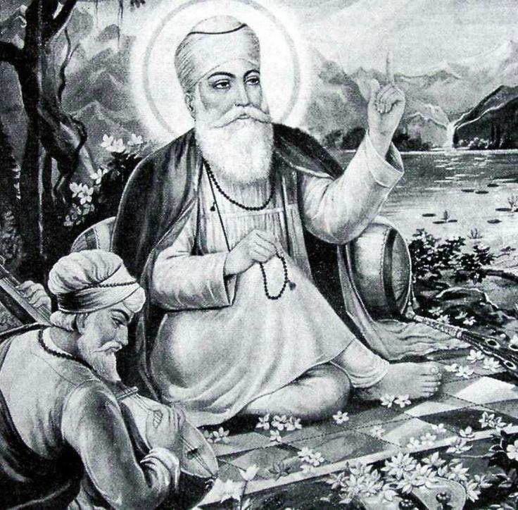 Dhan Dhan Sri Guru Nanak Dev Ji Sache Patshah