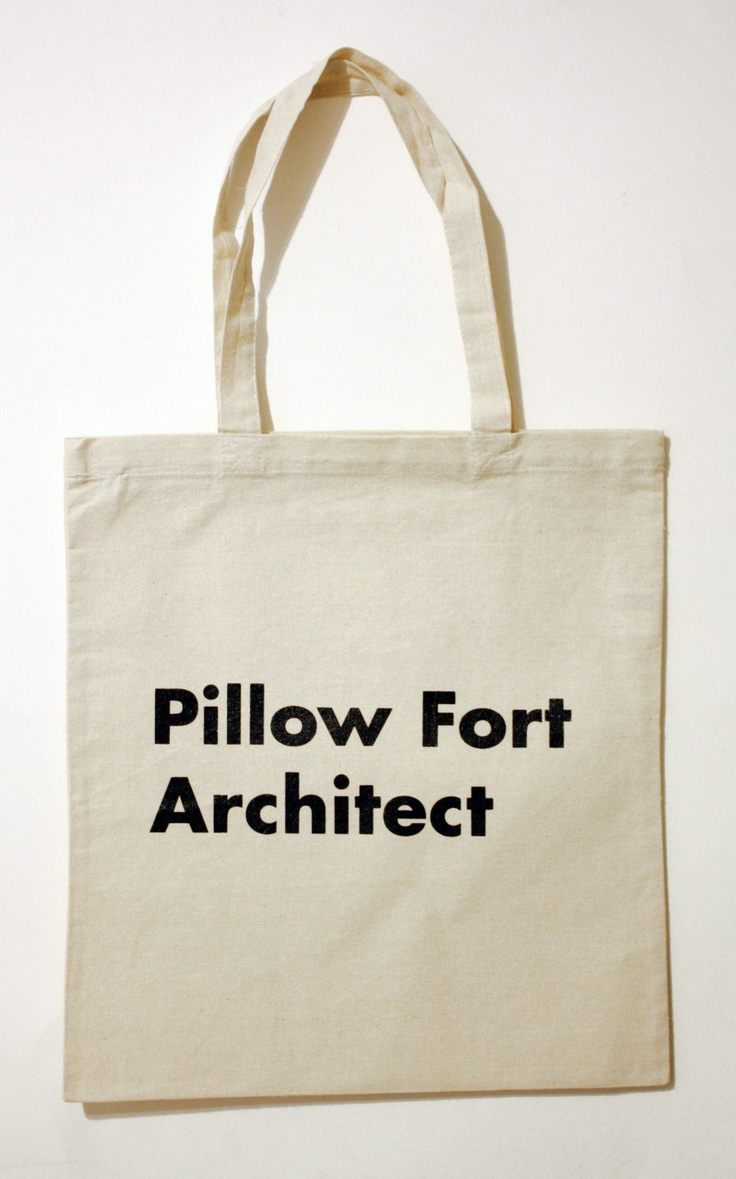 Modern Pillow Fort : Pillow Fort Architect Tote Bag I want, I will and Bags