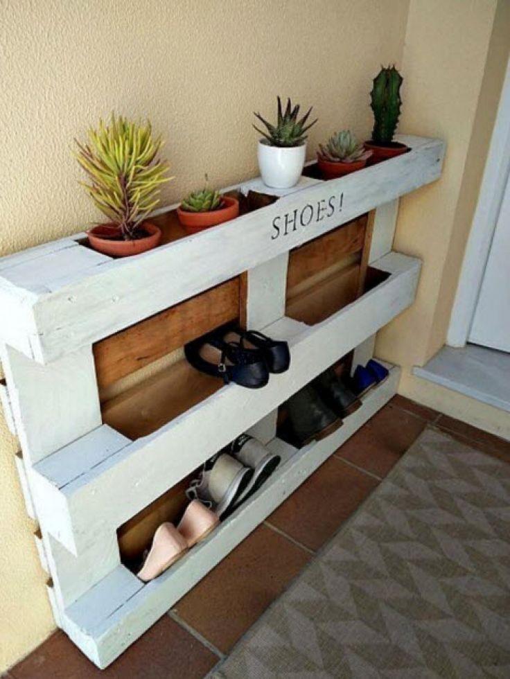 Fabriquer Un Meuble A Chaussure - Photos De Conception De Maison
