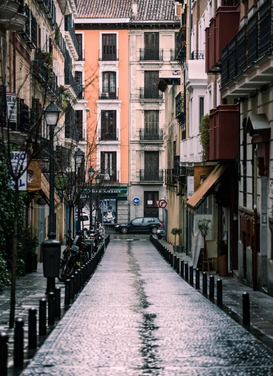 Barrio de la Latina, Madrid
