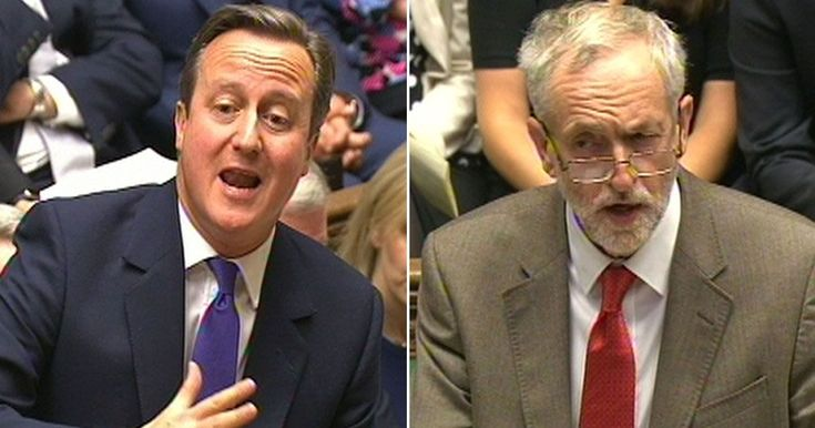 Jeremy Corbyn used all six of his questions at PMQs to tackle David Cameron on tax credits. The PM came off second best