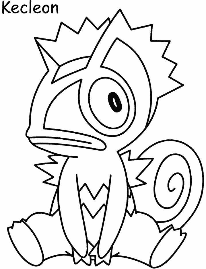 Kecleon. Not my best idea, but that's my thought for Effie