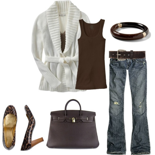 FallFashion, Fall Style, Comfy Sweaters, Brown Leopards, Casual, Fall Outfits, Leopards Prints, Leopard Prints, Old Navy