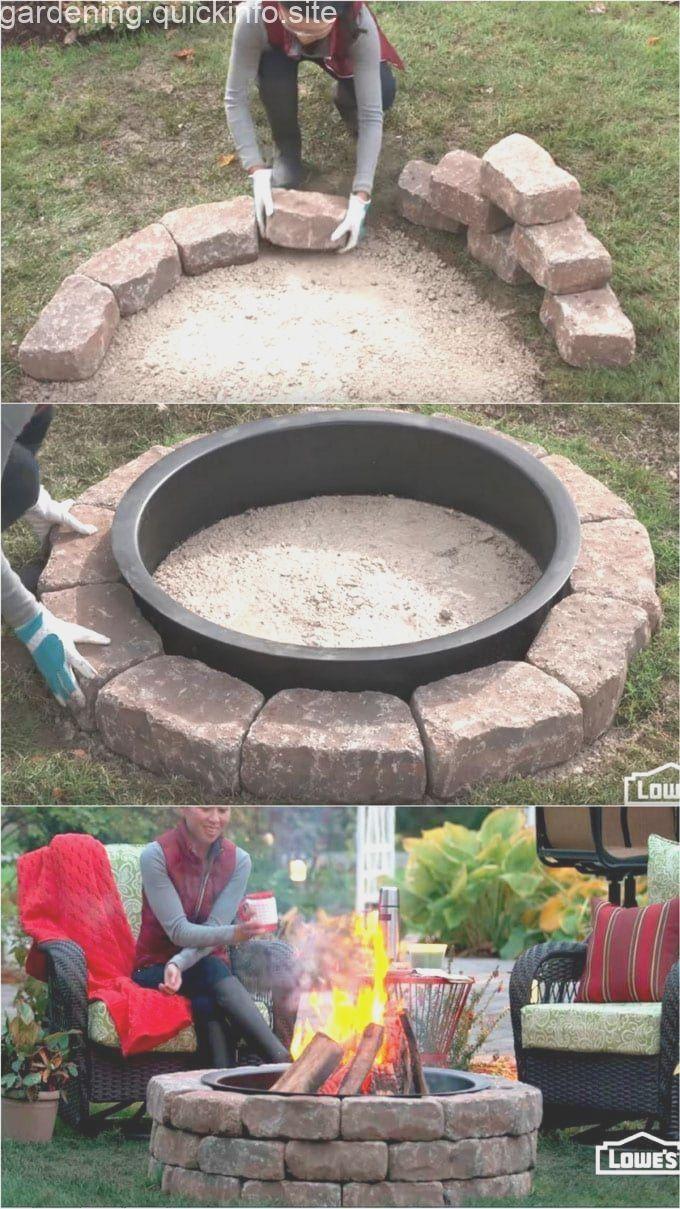 Die 24 Besten Ideen Fur Die Feuerstelle Im Freien Darunter Wie Man Holzfeuerstellen Baut Feuerstelle Im Freien Outdoor Feuerstelle Feuerstelle Garten