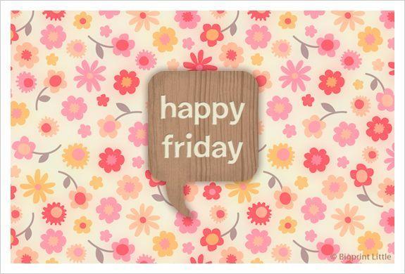 Un felice #venerdì... che sa di #primavera! :) #HappyFriday