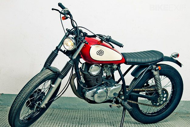 CB 125 Twin - Cafe? Tracker?
