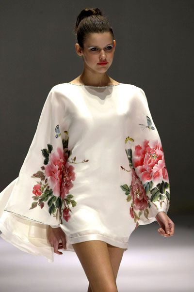 China Fashion Week features NE TIGER 2009 Haute Couture Show - Lifestyle News - SINA English