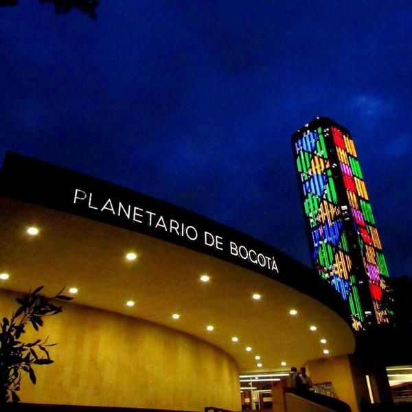 Planetario de Bogotá @nahumblue