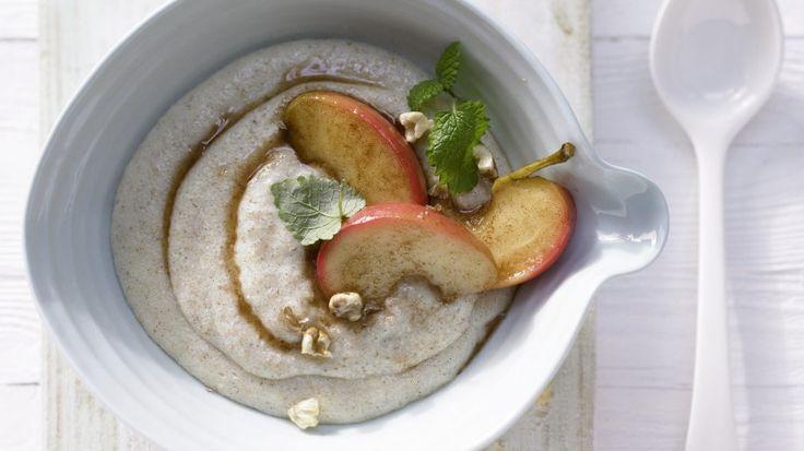 Rezept: Vanille-Grießbrei