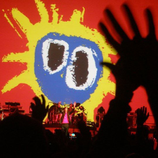 Primal Scream.  Amazing and legendary albumn. Love it and have loved to it. AJ.